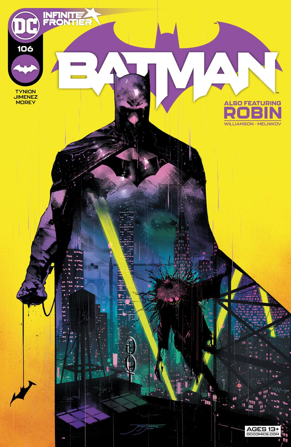 BM_106-1_603721c81e39b3.01057189 ComicList Previews: BATMAN #106