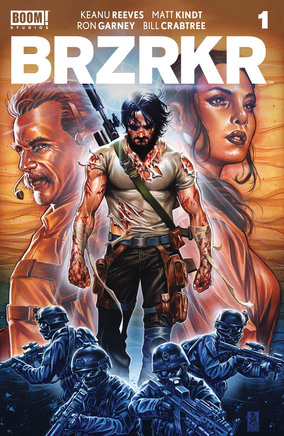 BRZRKR_001_Cover_B_Variant_001_LOW ComicList: BOOM! Studios New Releases for 03/03/2021