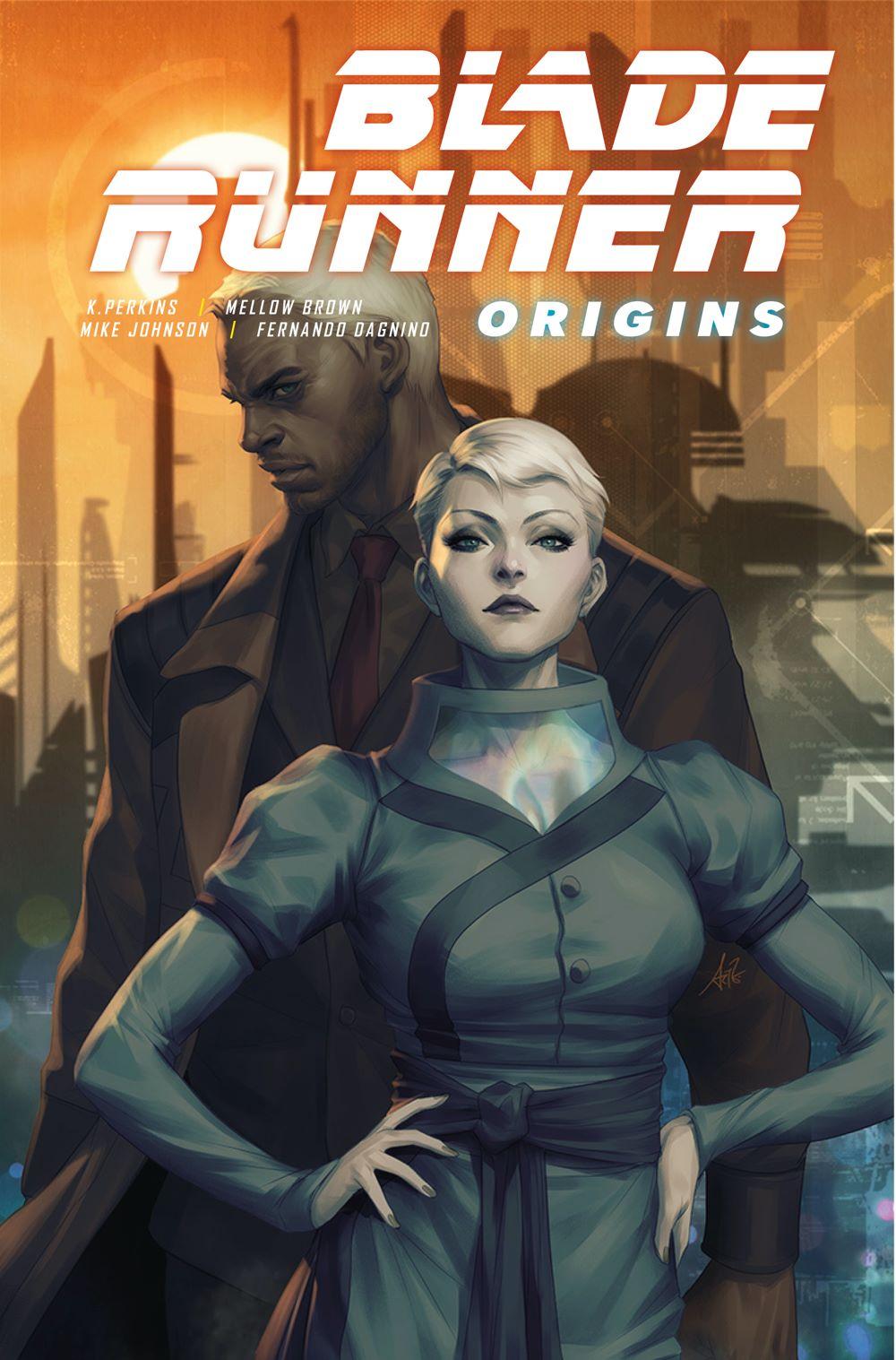 Blade-Runner-Origins_1_A_ARTGERM ComicList Previews: BLADE RUNNER ORIGINS #1