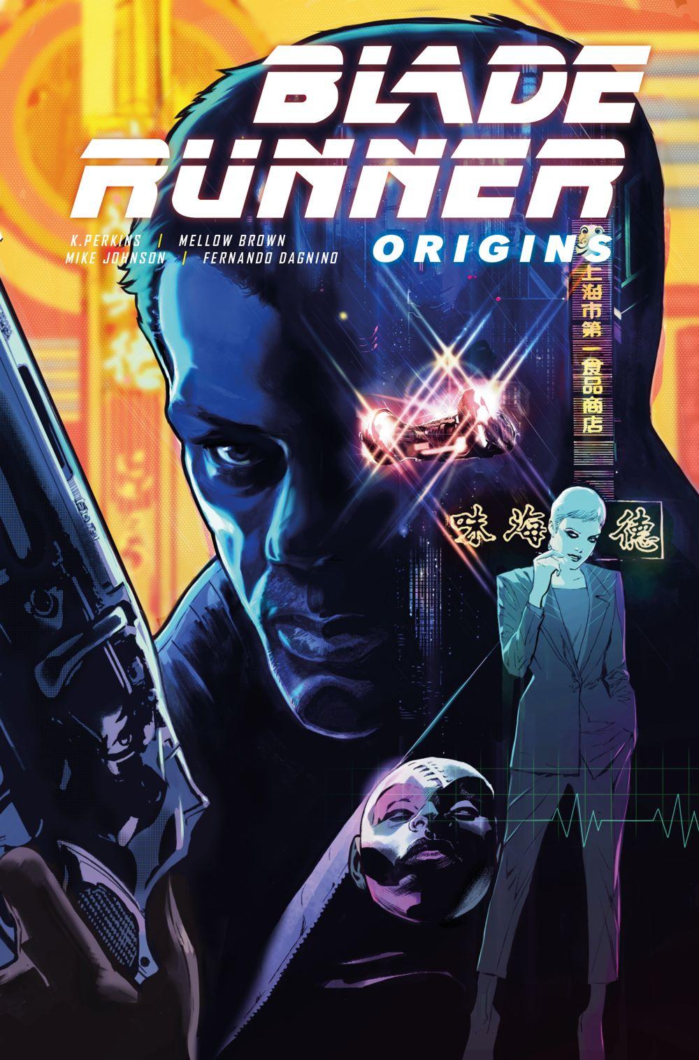 Blade-Runner-Origins_1_C_FERNANDO-DAGNINO ComicList Previews: BLADE RUNNER ORIGINS #1