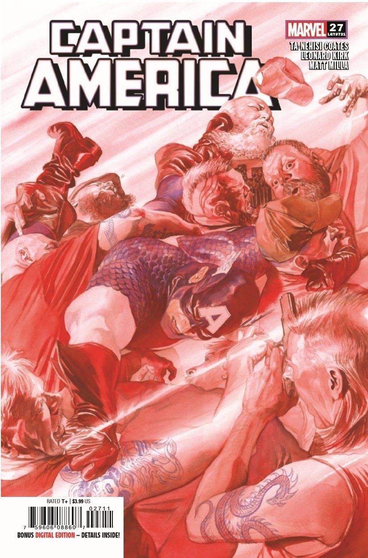 CAPA2018027_Preview-1 ComicList Previews: CAPTAIN AMERICA #27