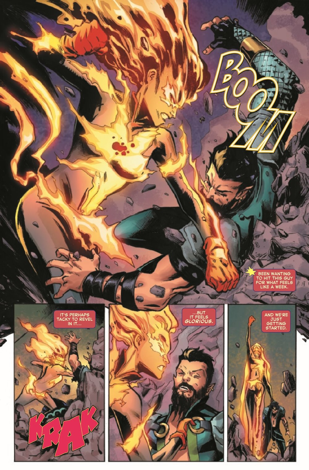 CAPMARV2019026_Preview-3 ComicList Previews: CAPTAIN MARVEL #26