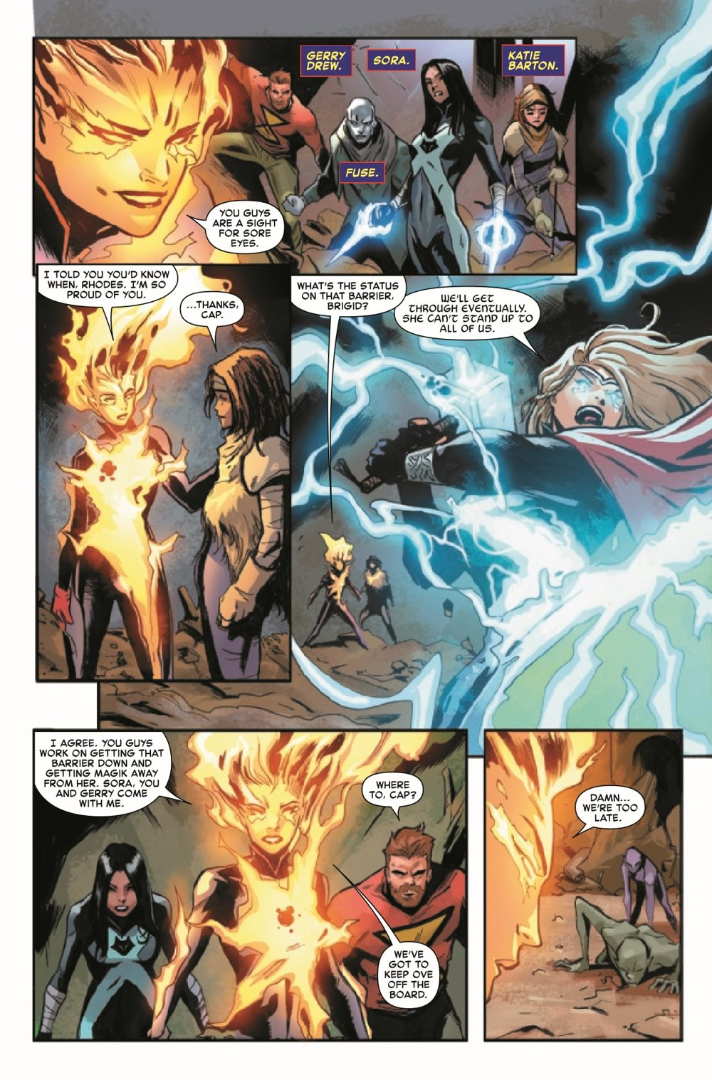 CAPMARV2019026_Preview-6 ComicList Previews: CAPTAIN MARVEL #26