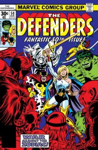 Defenders_Vol_1_50-195x300 In Defense of The Defenders: The Anti-Avengers