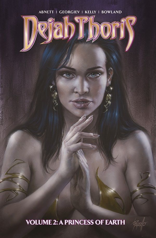 DejahThoris-Vol2-PoE-TPB Dynamite Entertainment May 2021 Solicitations