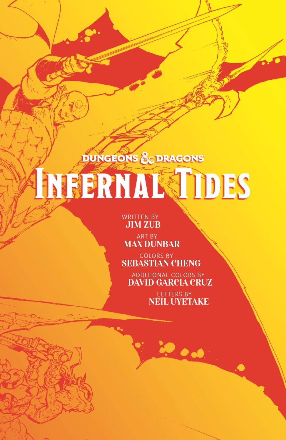 DnD_IF_TPB_pr-3 ComicList Previews: DUNGEONS AND DRAGONS INFERNAL TIDES TP