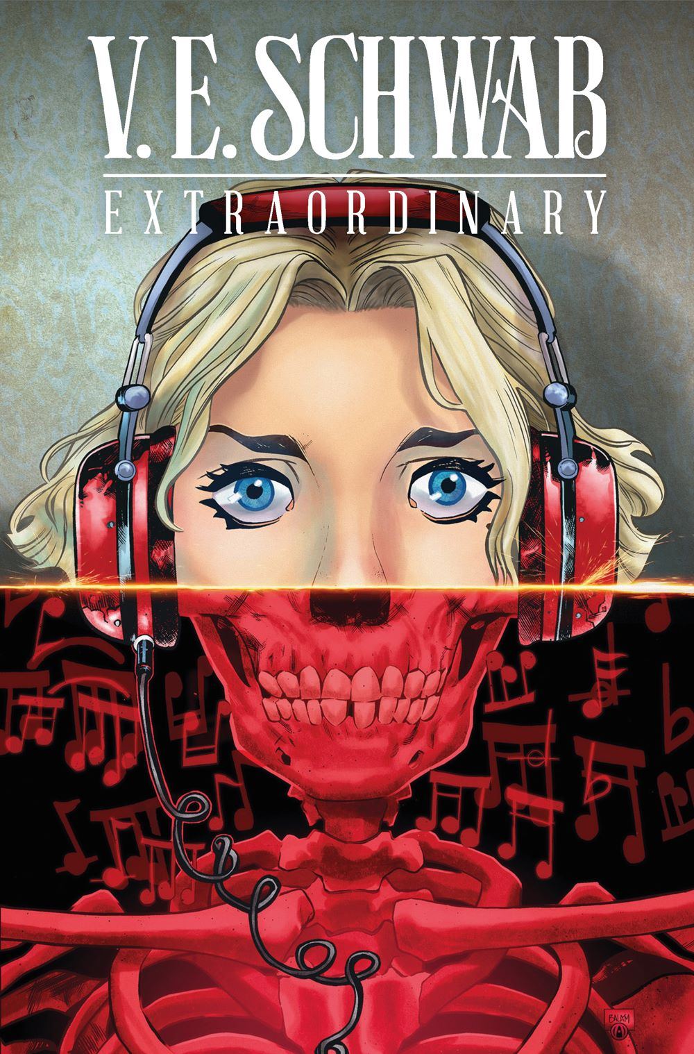 ExtraOrdinary-0-Cover Titan Comics May 2021 Solicitations