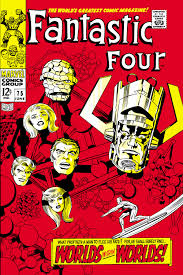 Fantastic-Four-75 A Hunger For Galactus