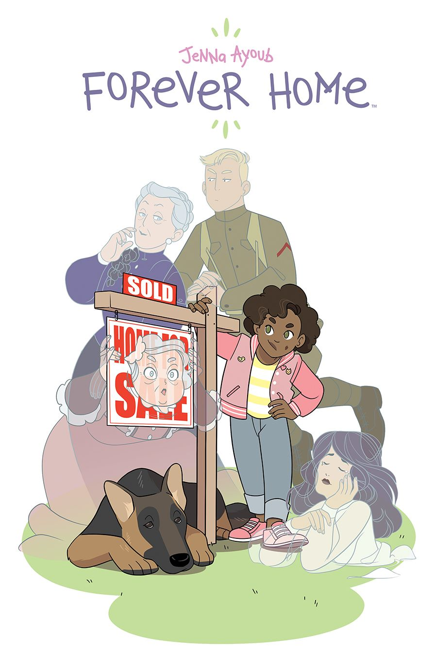 ForeverHome_SC_Cover ComicList: BOOM! Studios New Releases for 02/17/2021
