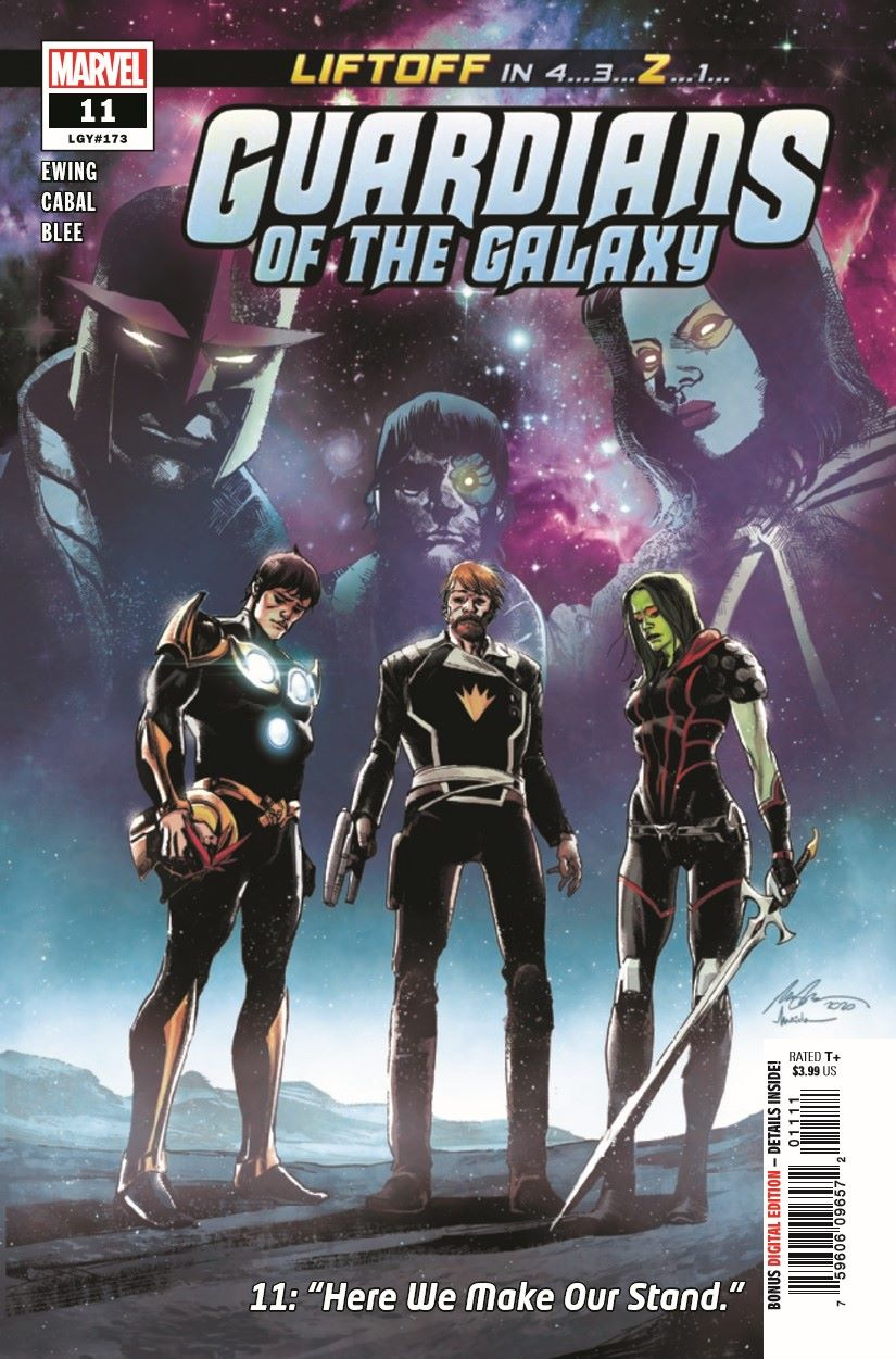 GARGAL2020011_Preview-1 ComicList Previews: GUARDIANS OF THE GALAXY #11