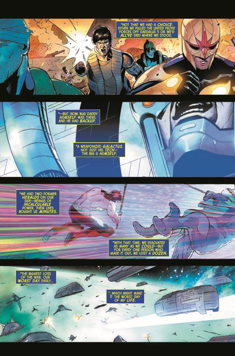 GARGAL2020011_Preview-4 ComicList Previews: GUARDIANS OF THE GALAXY #11