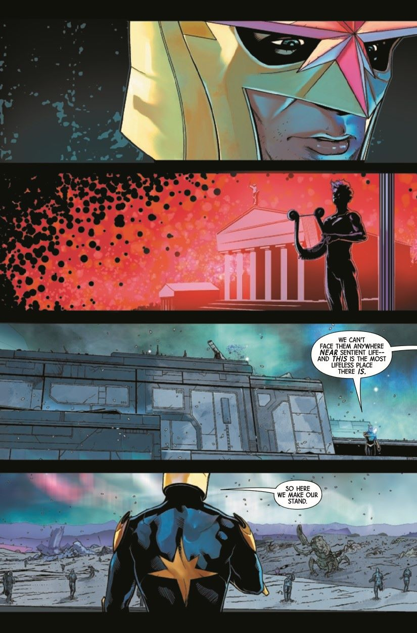 GARGAL2020011_Preview-6 ComicList Previews: GUARDIANS OF THE GALAXY #11