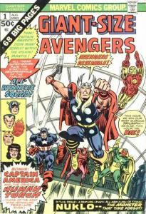 Giant-Size-Avengers-1-205x300 Could Modred and Bova be Added to the MCU?