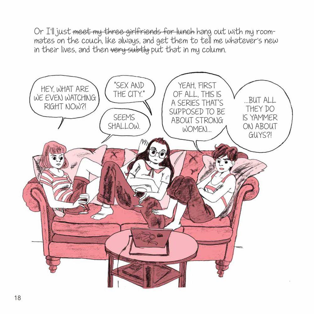 Girlsplaining_HC_PRESS_22 ComicList Previews: GIRLSPLAINING A SORTA MEMOIR HC