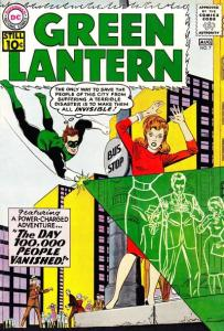 Green-Lantern-7-203x300 Coldest Comics of the Week: The Big Dippers