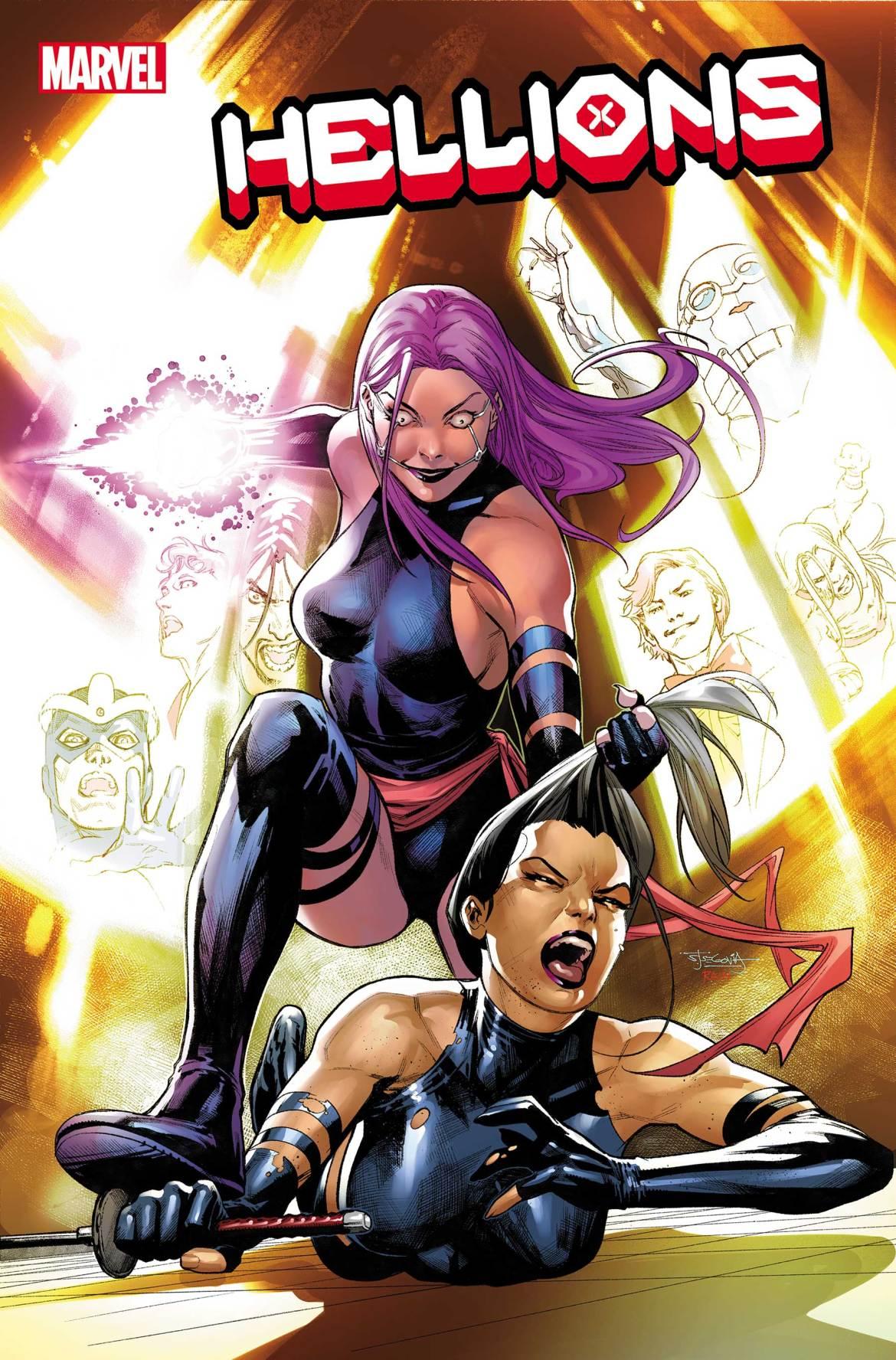 HELLIONS2020011_COL Marvel Comics May 2021 Solicitations