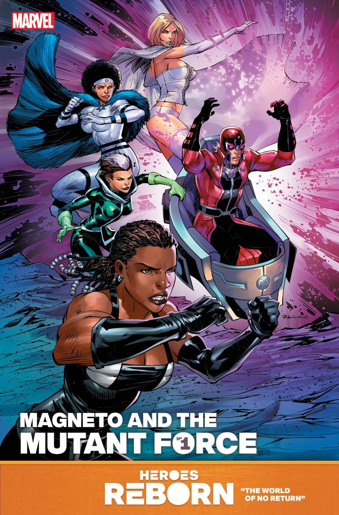 HRMAGNETOMF2021001_var Marvel Comics May 2021 Solicitations