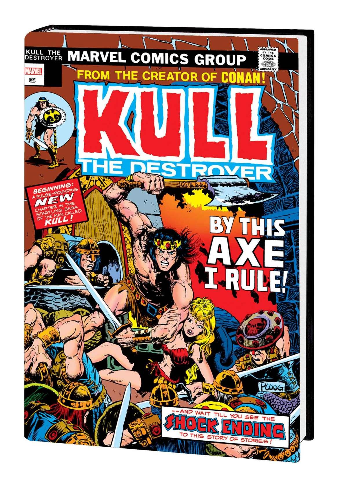 KULLDESTMAROMNI_HC_PLOOG Marvel Comics May 2021 Solicitations