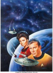 Keith-Birdsong-Star-Trek-59-Novel-art-219x300 Star Trek Artist Keith Birdsong: Science Fiction Realist