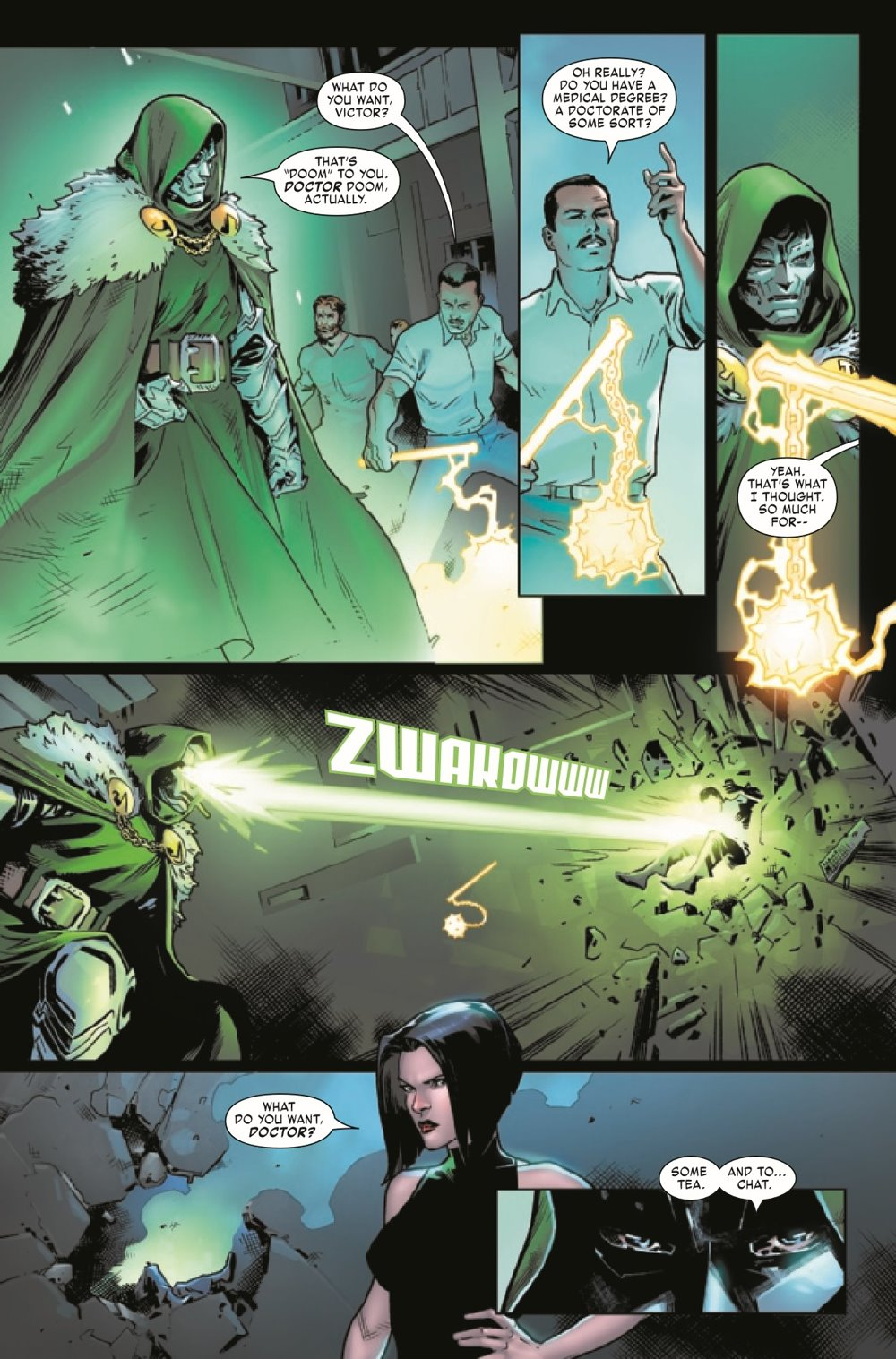 MAESTROWAP2021002_Preview-4 ComicList Previews: MAESTRO WAR AND PAX #2 (OF 5)