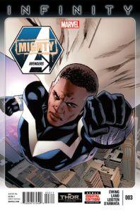 MAV23-198x300 Who is the Blue Marvel?