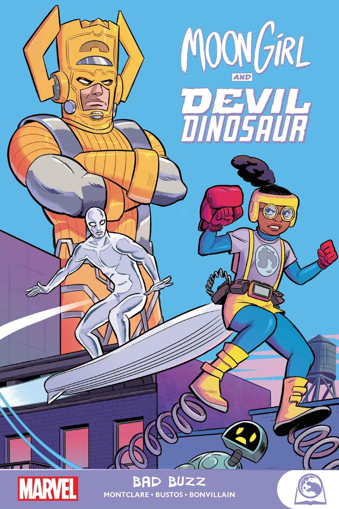 MGDINOBBGN_covermock Marvel Comics May 2021 Solicitations