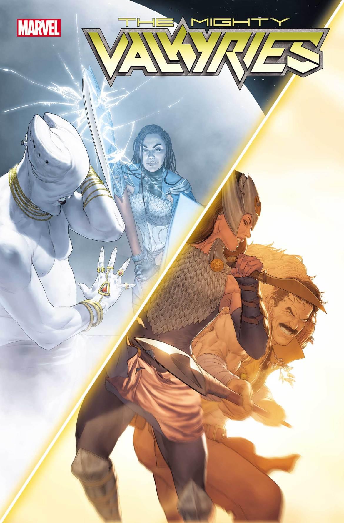 MIGHTYVALKYRIES2021002_cvr Marvel Comics May 2021 Solicitations