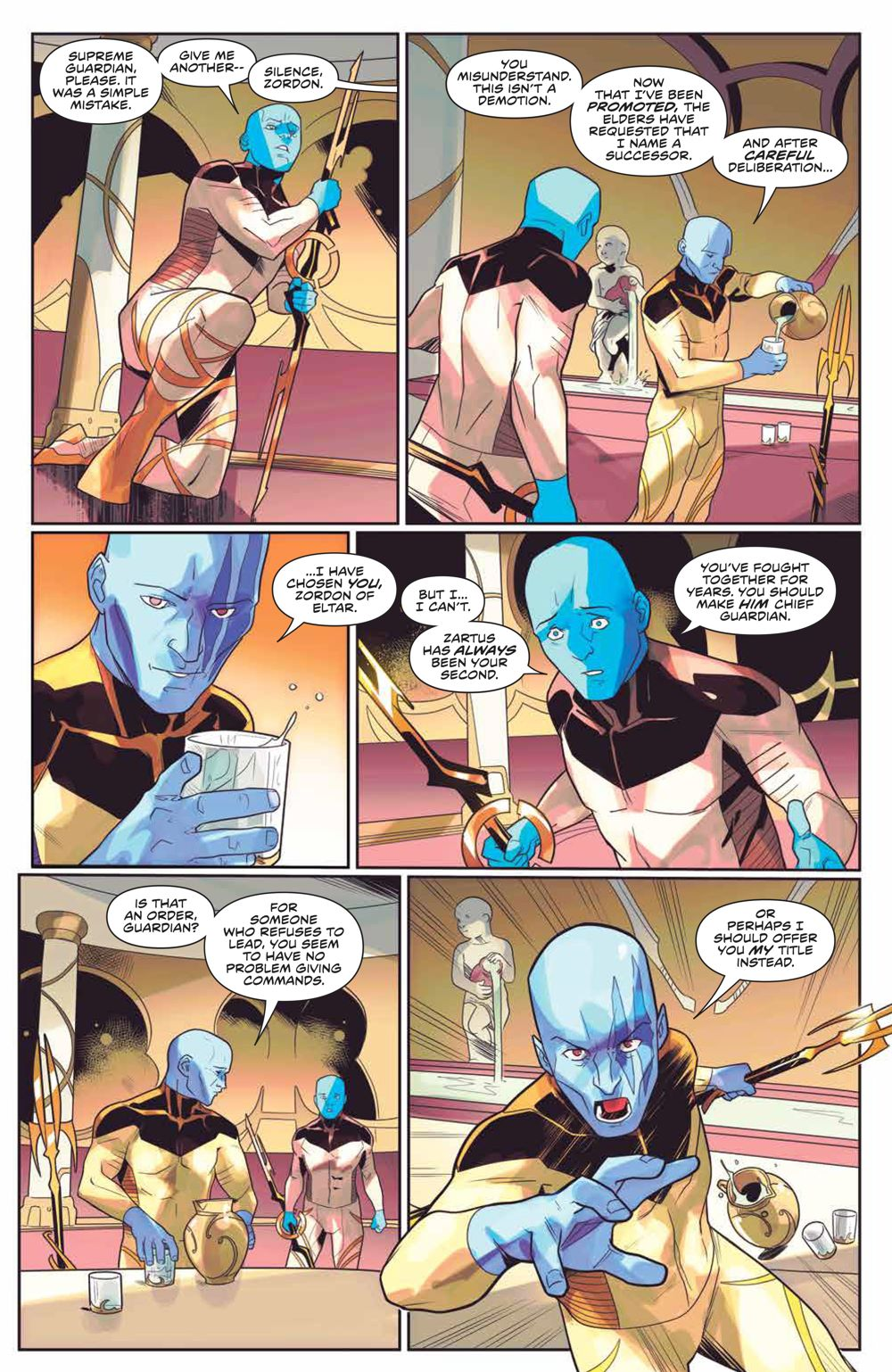 MightyMorphin_004_PRESS_4 ComicList Previews: MIGHTY MORPHIN #4
