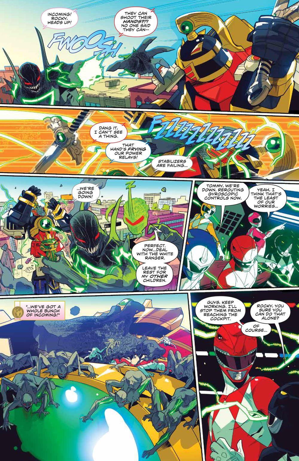 MightyMorphin_004_PRESS_7 ComicList Previews: MIGHTY MORPHIN #4