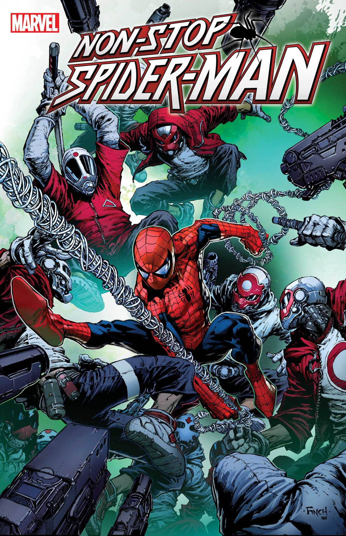 NONSTOPSM2021003cov Marvel Comics May 2021 Solicitations