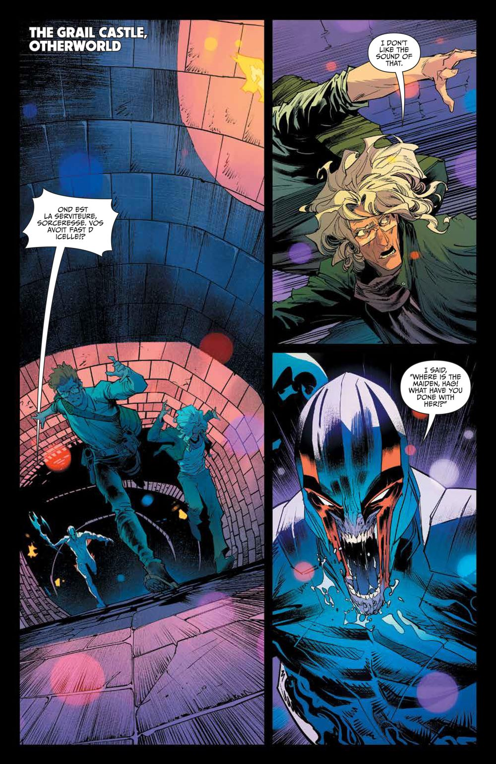 OnceFuture_016_PRESS_5 ComicList Previews: ONCE AND FUTURE #16