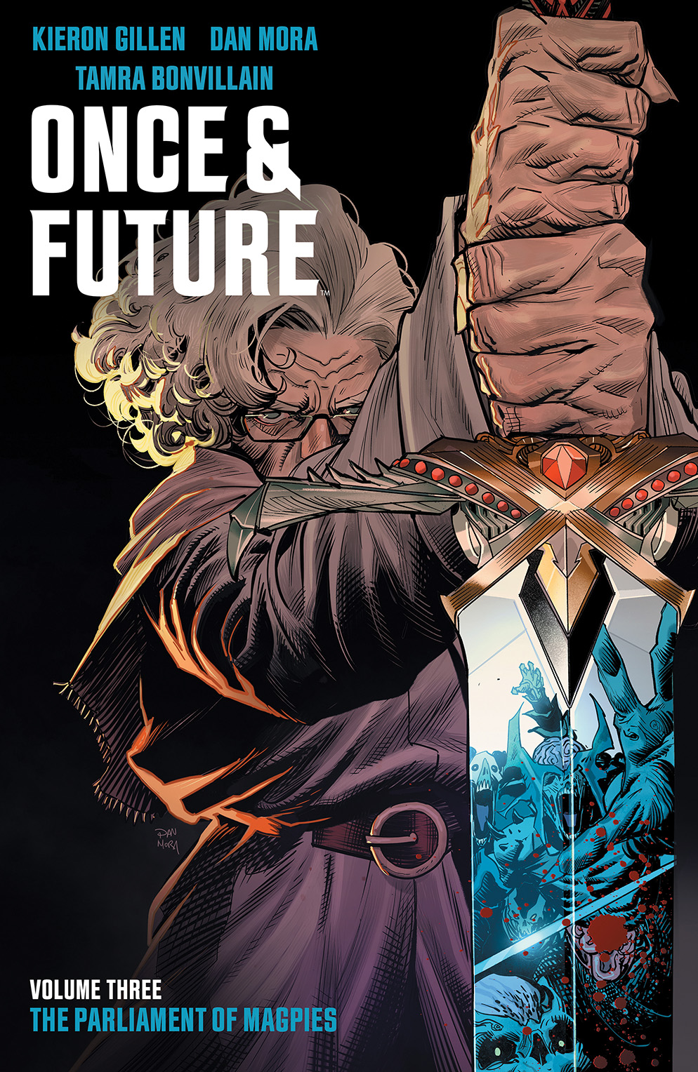 OnceFuture_v3_SC_Cover BOOM! Studios May 2021 Solicitations