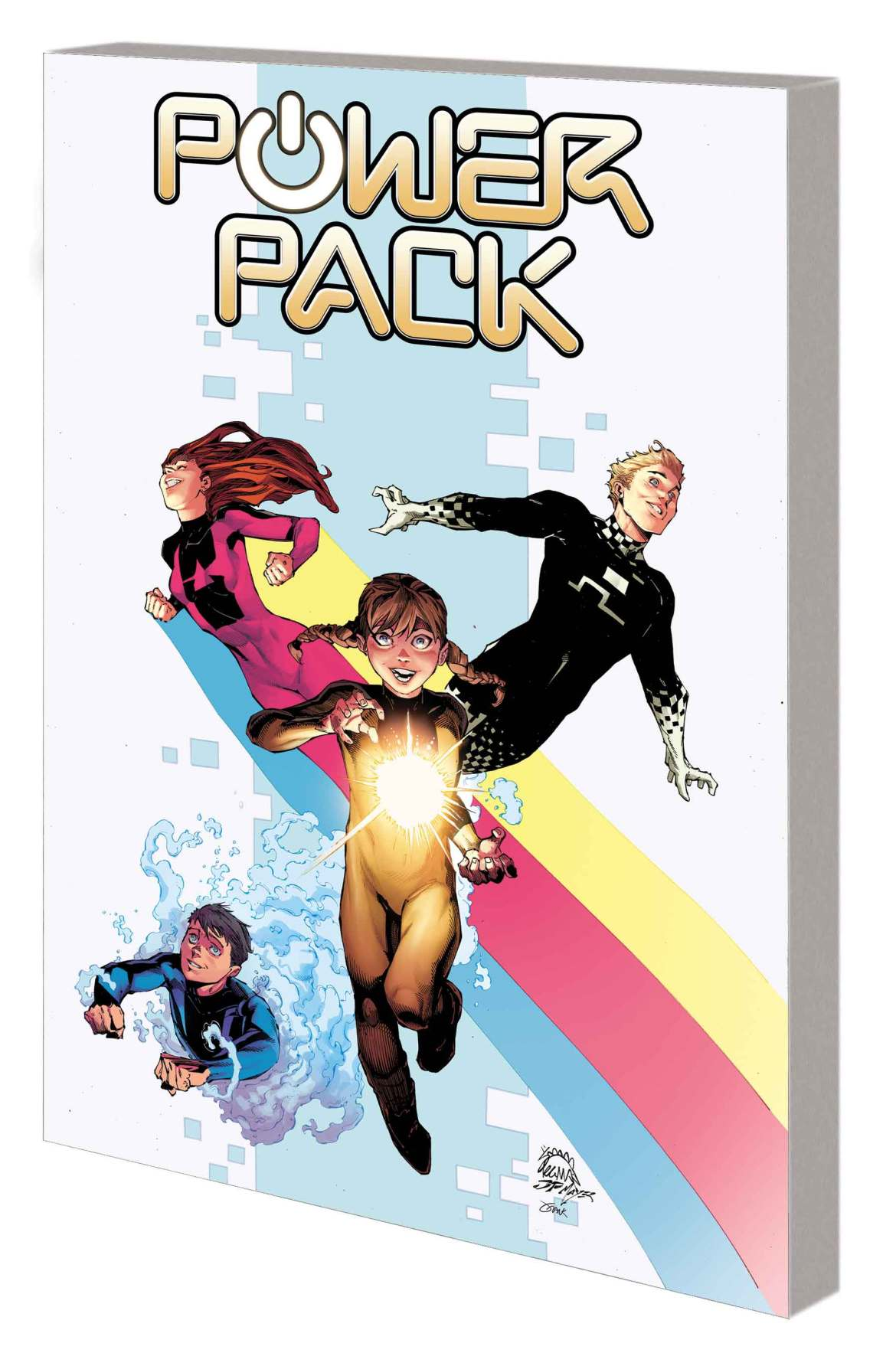 POWER_PACK_POWERS_TPB Marvel Comics May 2021 Solicitations