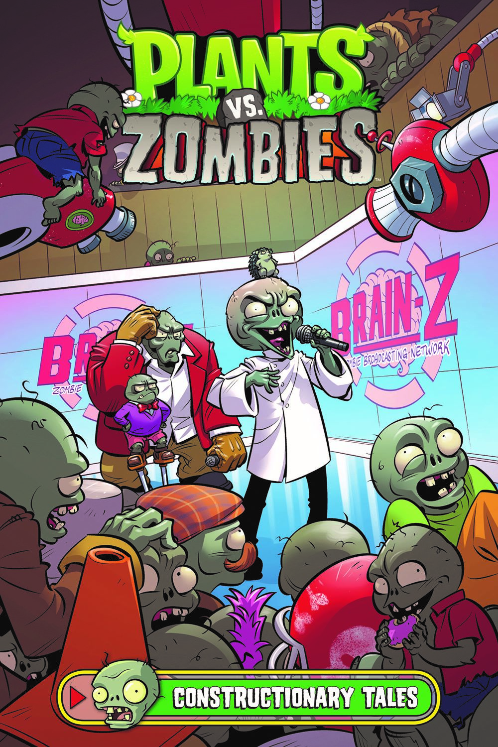 PVZCT_HC_CVR_4x6_SOL Dark Horse Comics May 2021 Solicitations