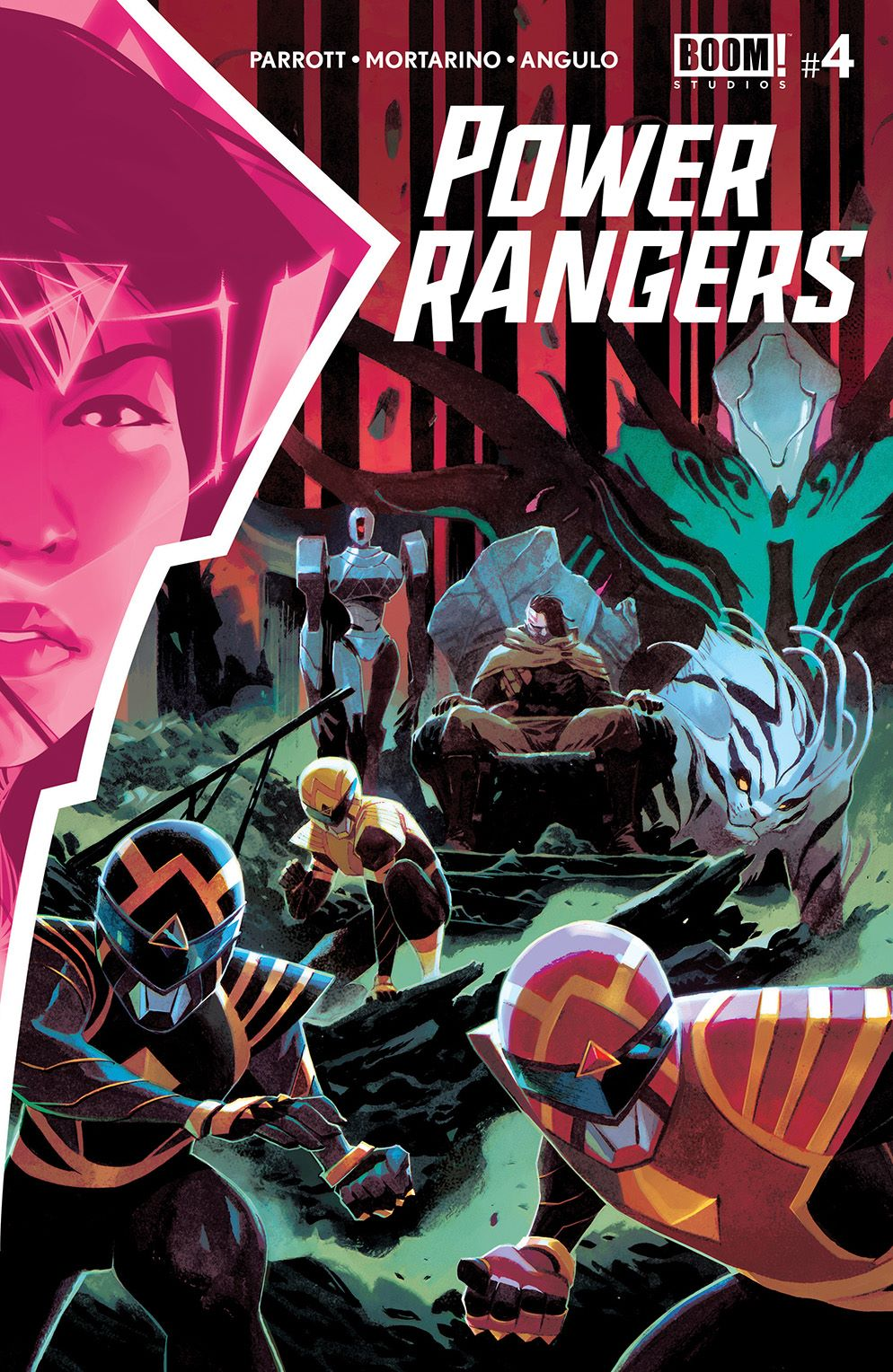 PowerRangers_004_Cover_A_Main ComicList: BOOM! Studios New Releases for 02/17/2021