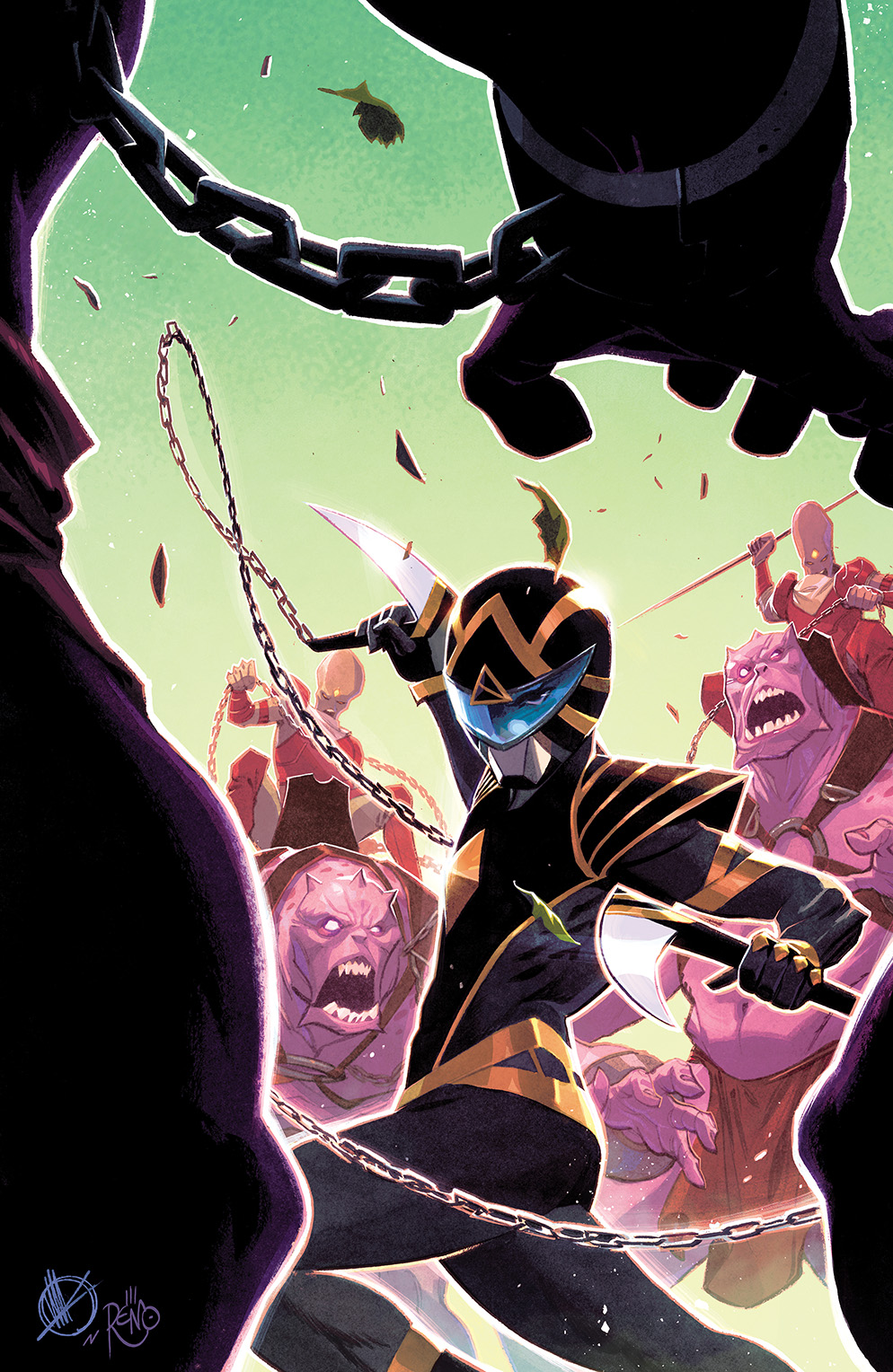 PowerRangers_007_Cover_A_Main BOOM! Studios May 2021 Solicitations