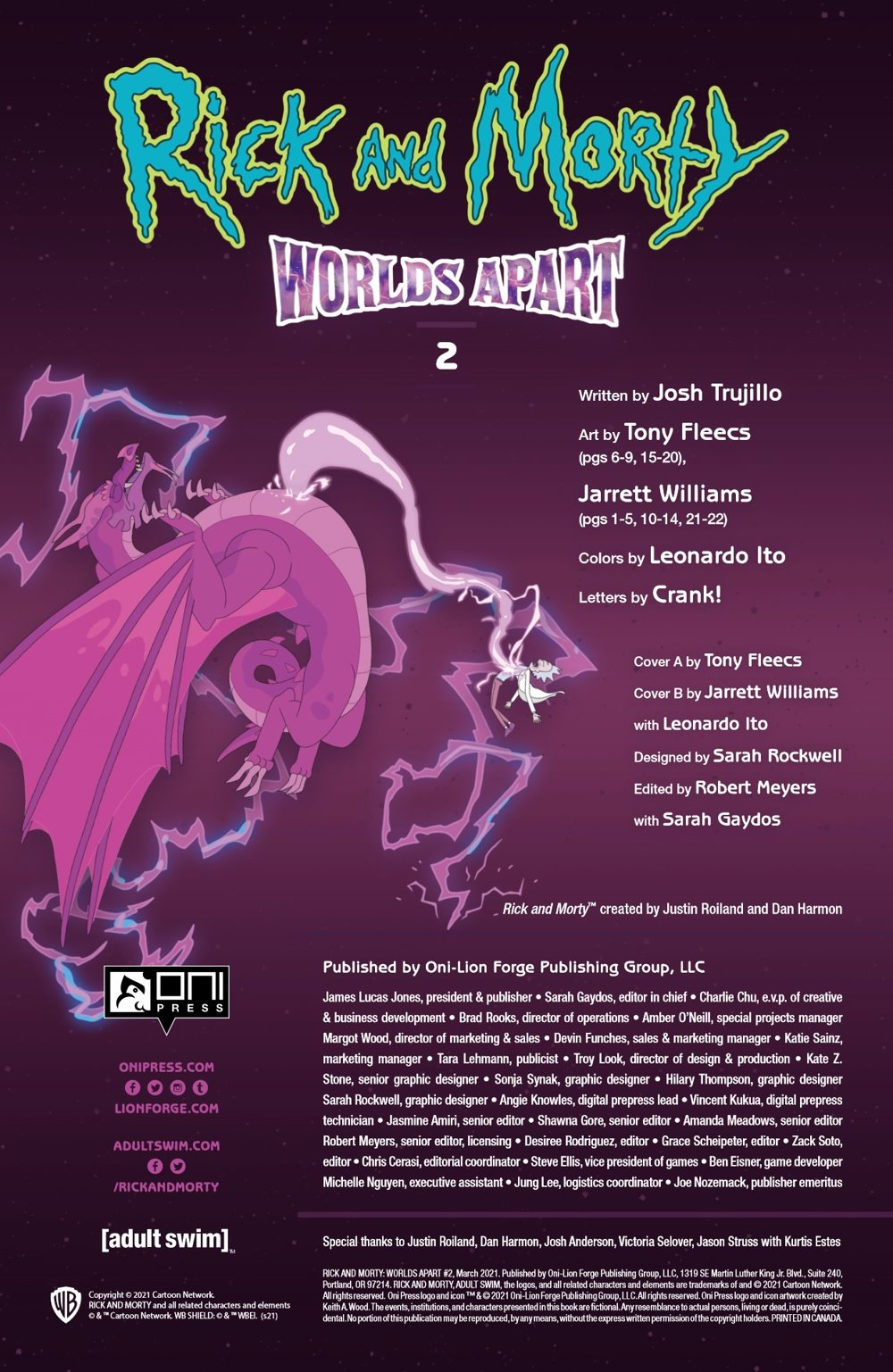 RICKMORTY-WORLDSAPART-2-REFERENCE-03 ComicList Previews: RICK AND MORTY WORLDS APART #2