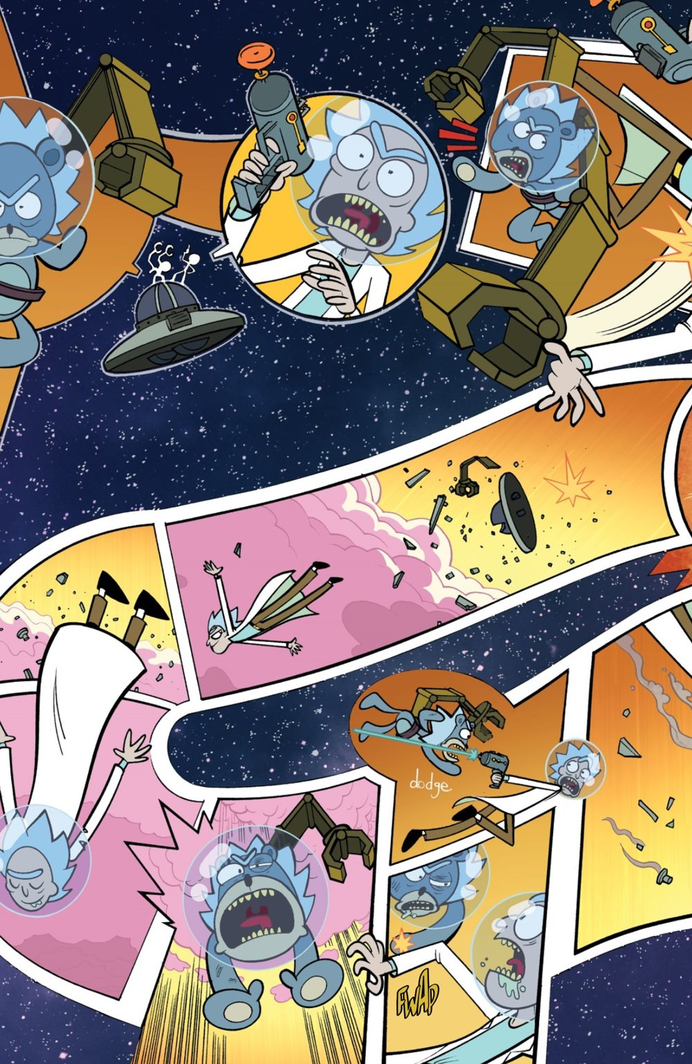 RICKMORTY-WORLDSAPART-2-REFERENCE-05 ComicList Previews: RICK AND MORTY WORLDS APART #2