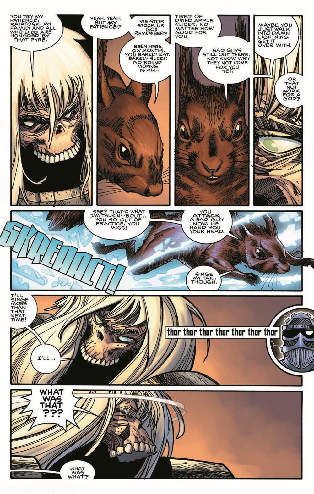 Ragnarok03-HC_pr-5 ComicList Previews: RAGNAROK VOLUME 3 THE BREAKING OF HELHEIM HC