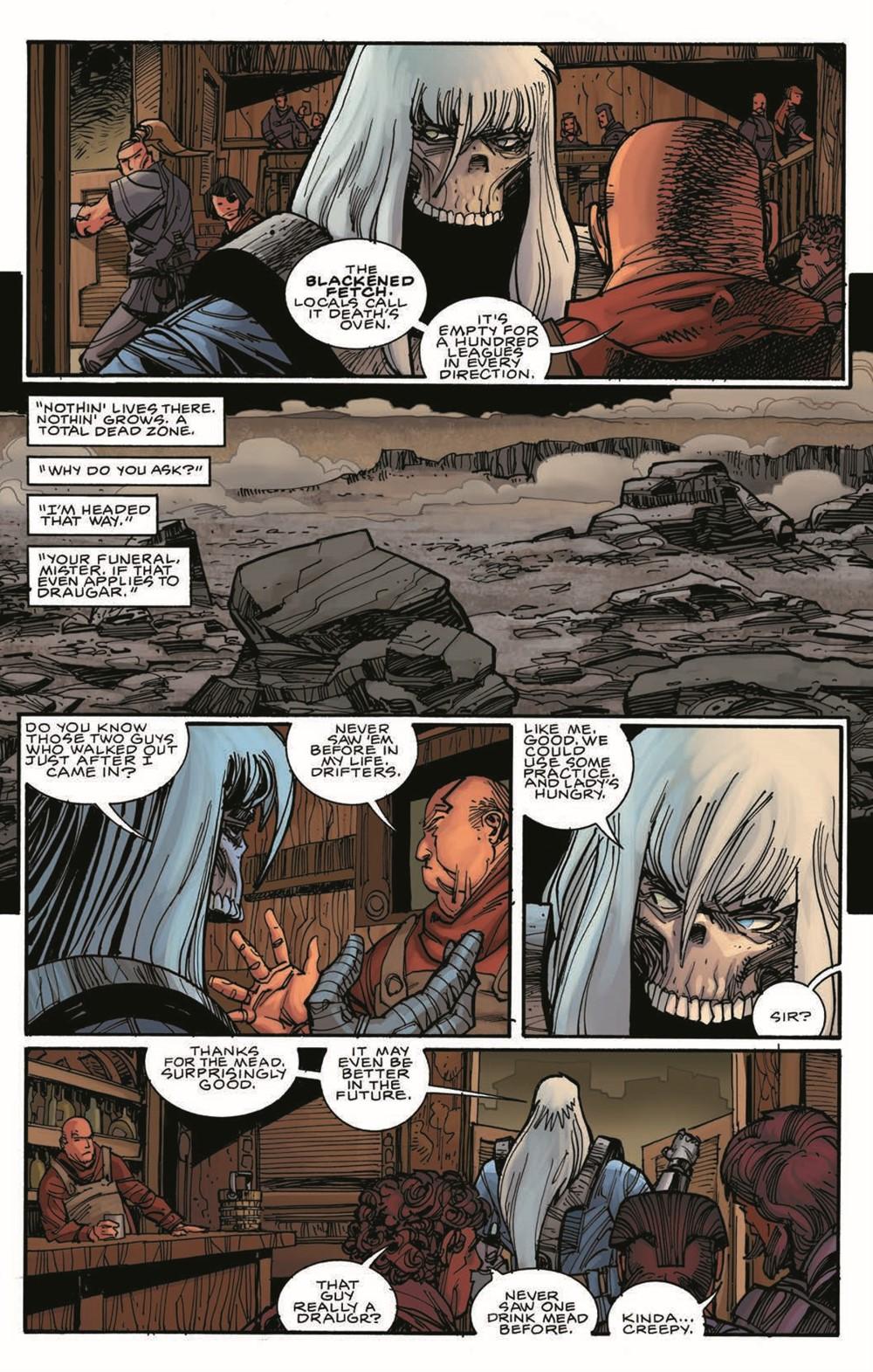 Ragnarok03-HC_pr-8 ComicList Previews: RAGNAROK VOLUME 3 THE BREAKING OF HELHEIM HC