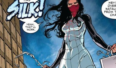 SILK1-pic-final-300x176 Shoot the Moon: Amazing Spider-Man #4