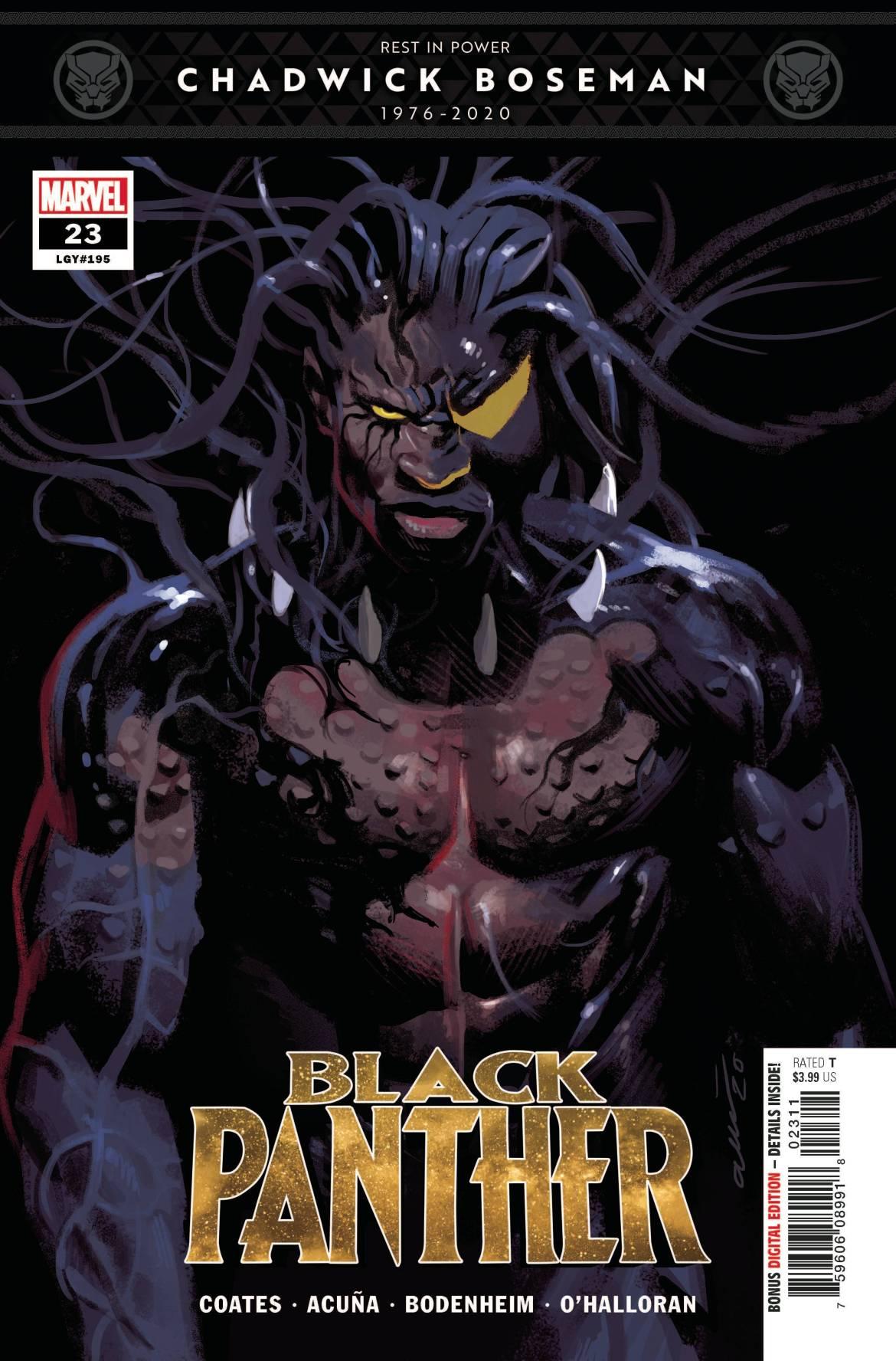 STL150419 ComicList: Marvel Comics New Releases for 02/24/2021