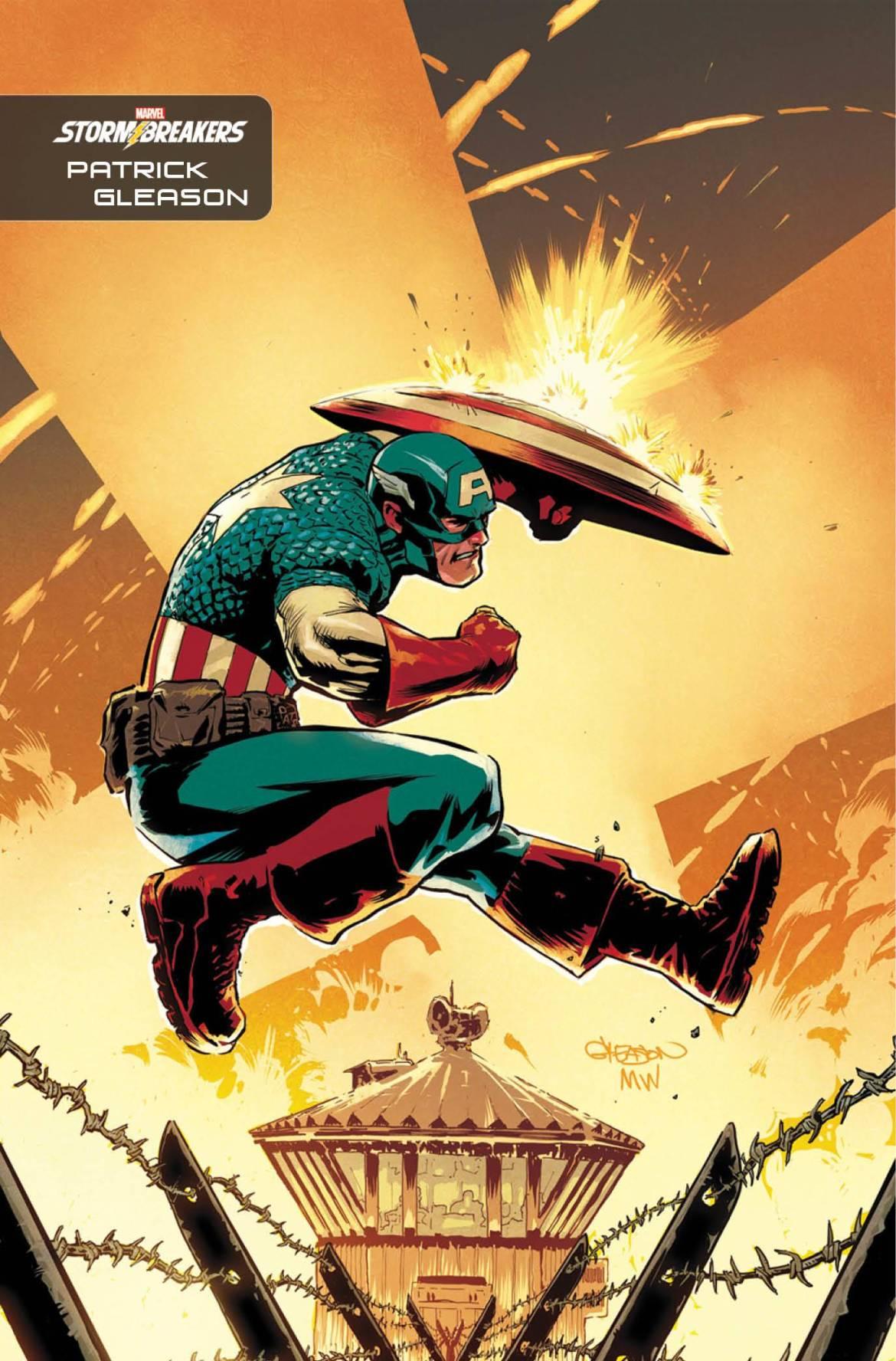 STL175694 ComicList: Marvel Comics New Releases for 02/17/2021