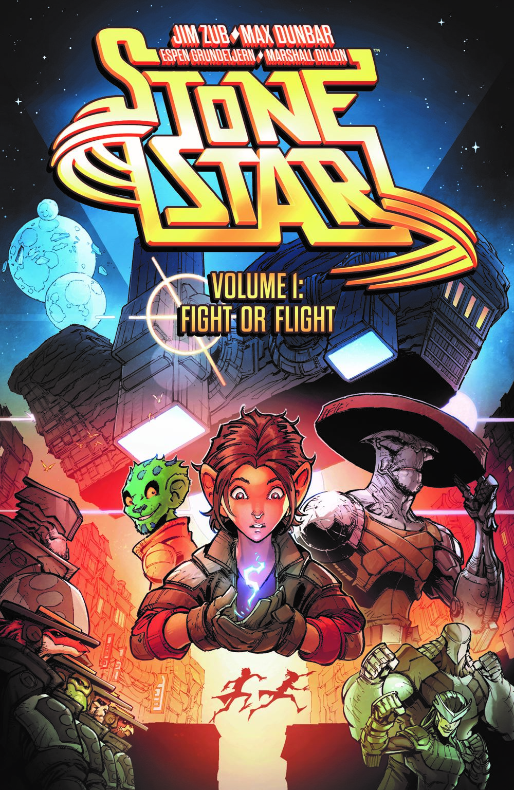 STSTAR_CVR_4X6_SOL Dark Horse Comics May 2021 Solicitations