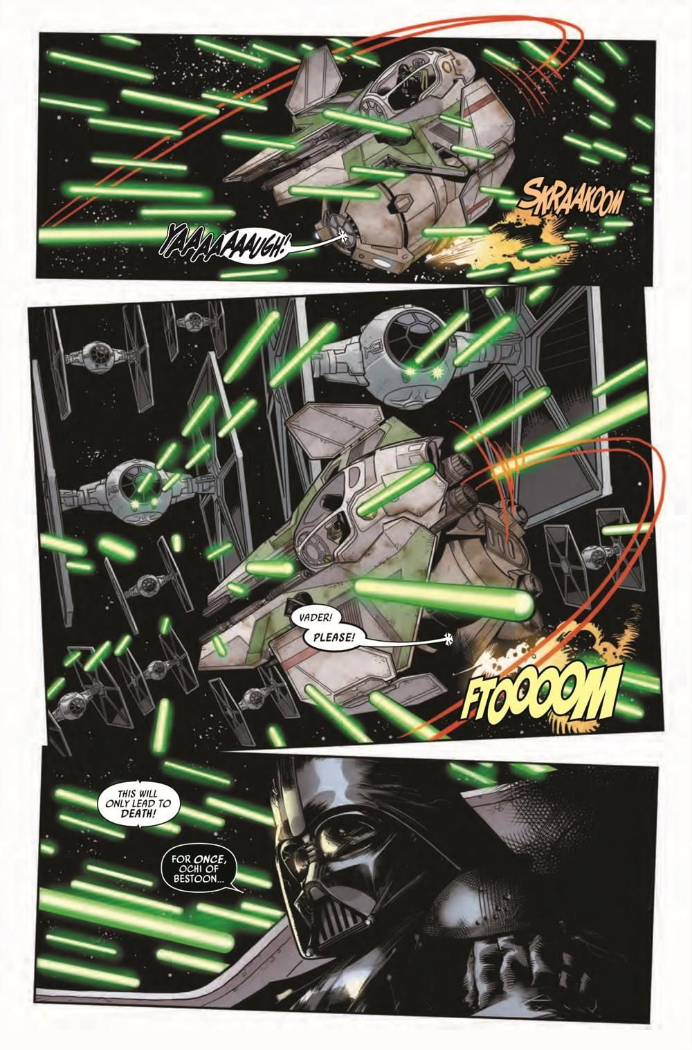 STWVADER2020010_Preview-5 ComicList Previews: STAR WARS DARTH VADER #10