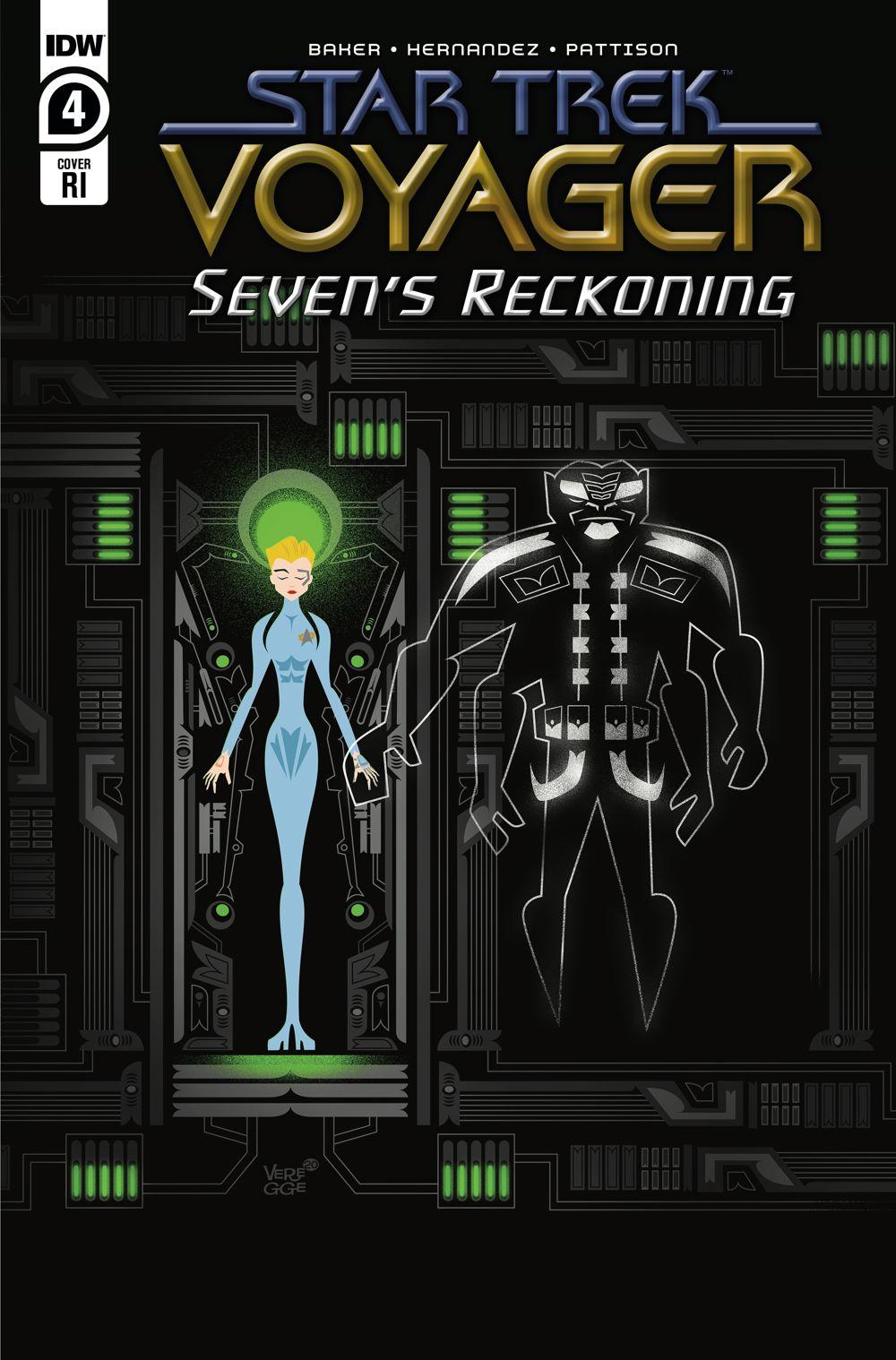 ST_Voyager_SR04-coverRI ComicList Previews: STAR TREK VOYAGER SEVEN'S RECKONING #4 (OF 4)