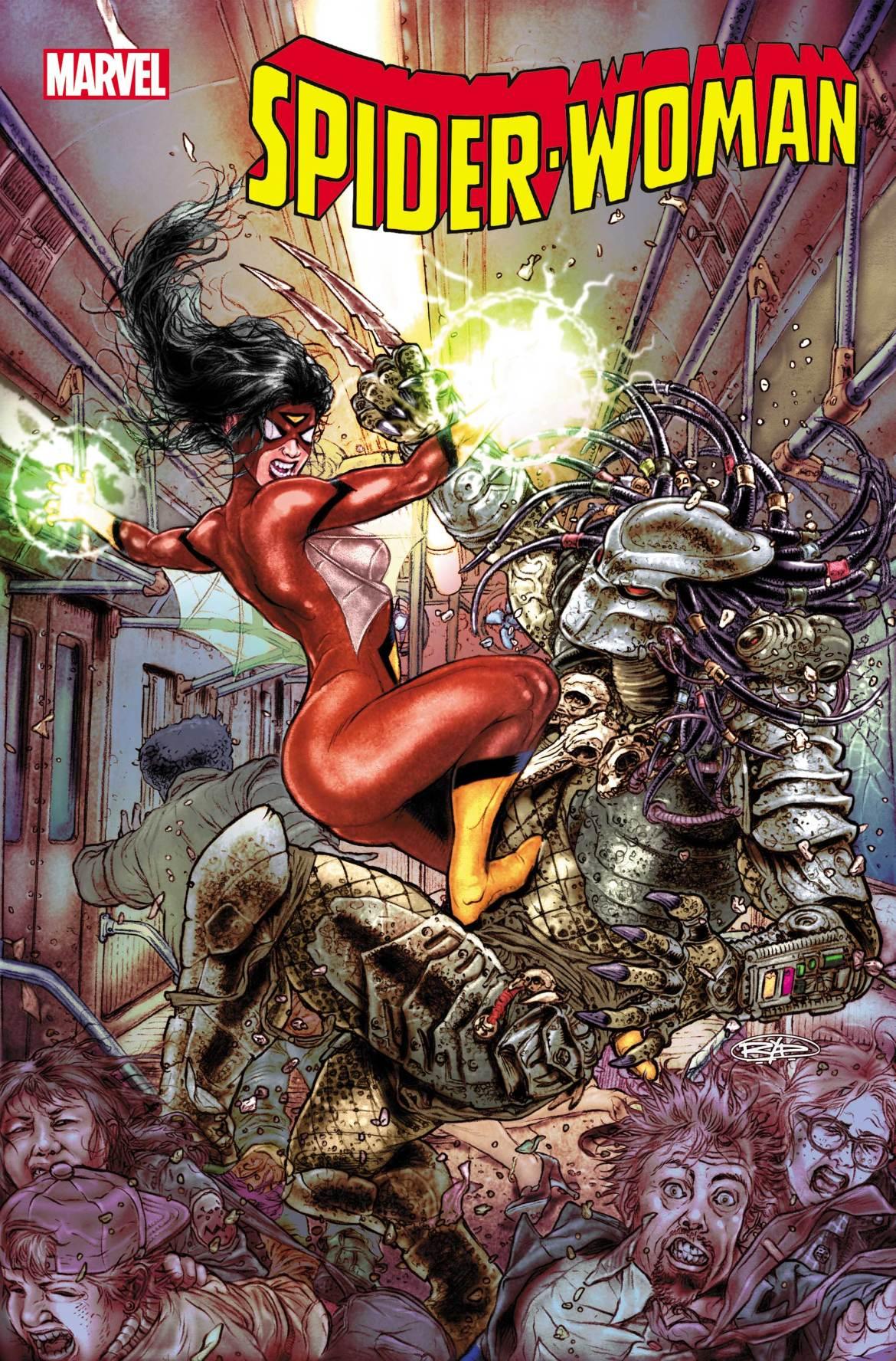 SWOMAN2020012_Ryp_PredatorVar Marvel Comics May 2021 Solicitations