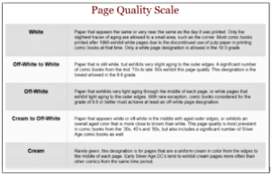 Scale-300x195-2 CGC 9.8 Page Quality: Do White Pages Really Matter? Part 2