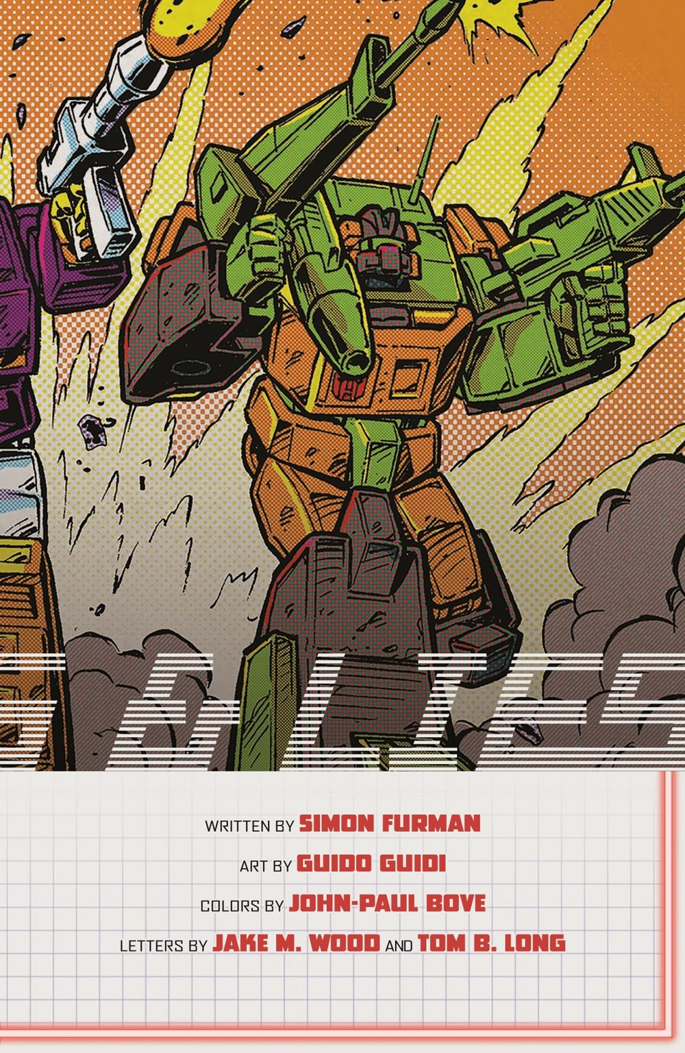 TF84_Secrets_Lies_TPB_pr-3 ComicList Previews: TRANSFORMERS '84 SECRETS AND LIES TP