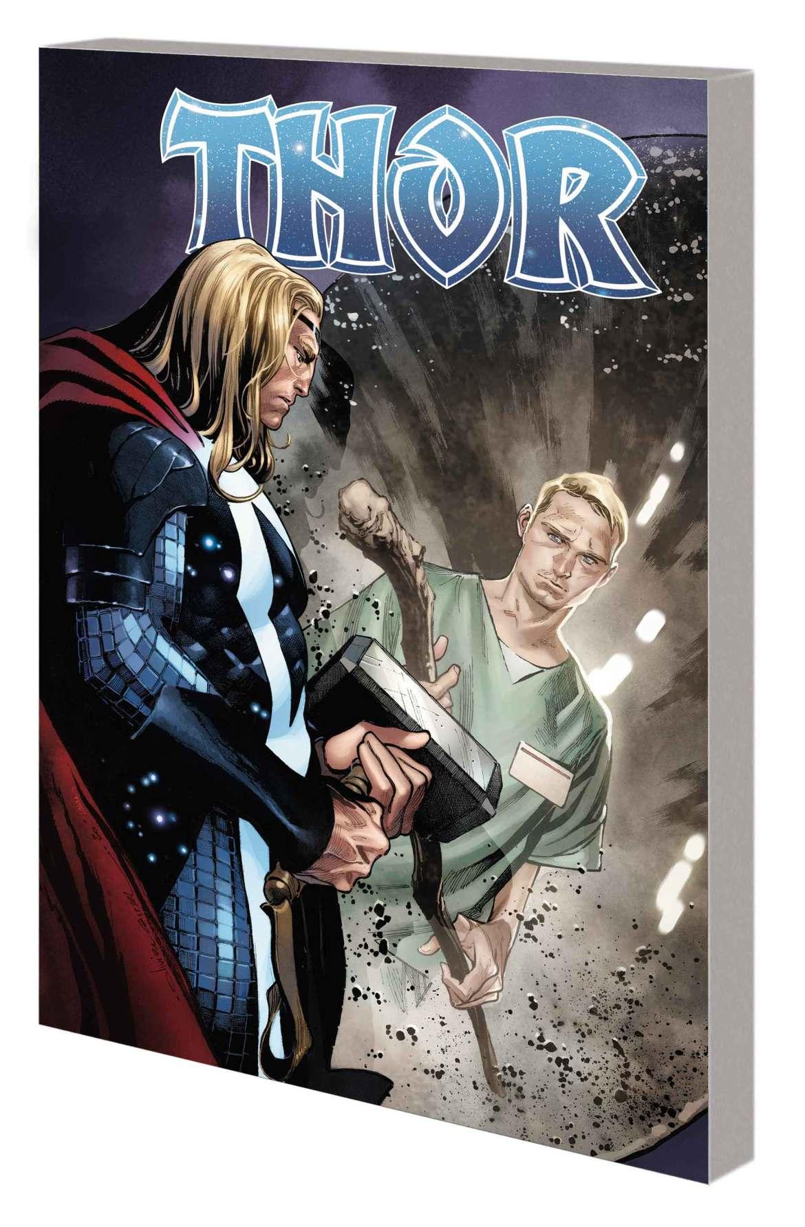THOR_DC_VOL_2_TPB Marvel Comics May 2021 Solicitations